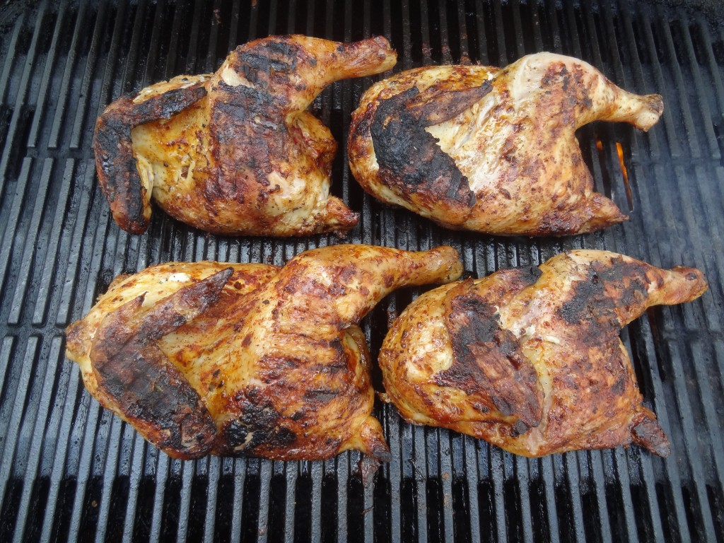 Frango Churrasco – Portuguese Chicken on a Brick