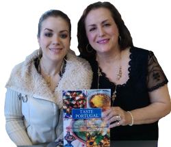 Taste Portugal Book Signing in Fall River Herald Newspaper