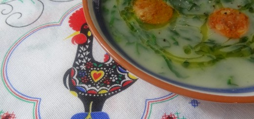 Caldo Verde - Collard Green Soup