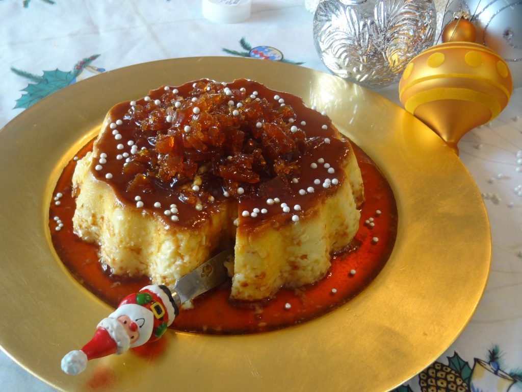 how to make caramel for flan