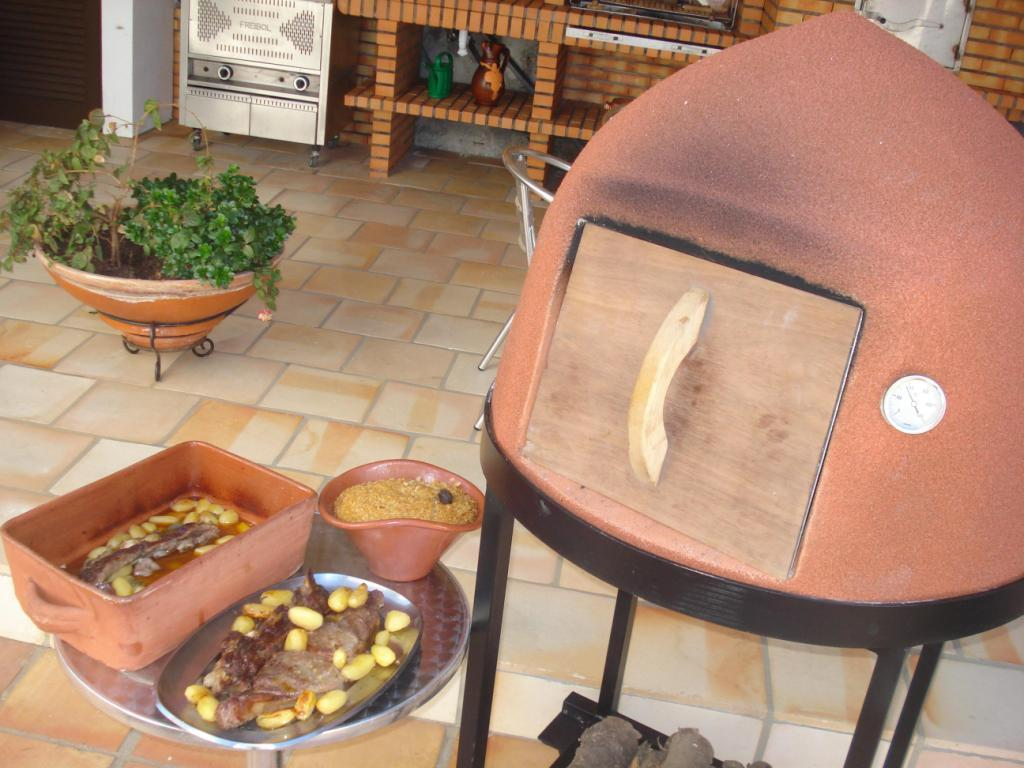wood fired ovens made in portugal