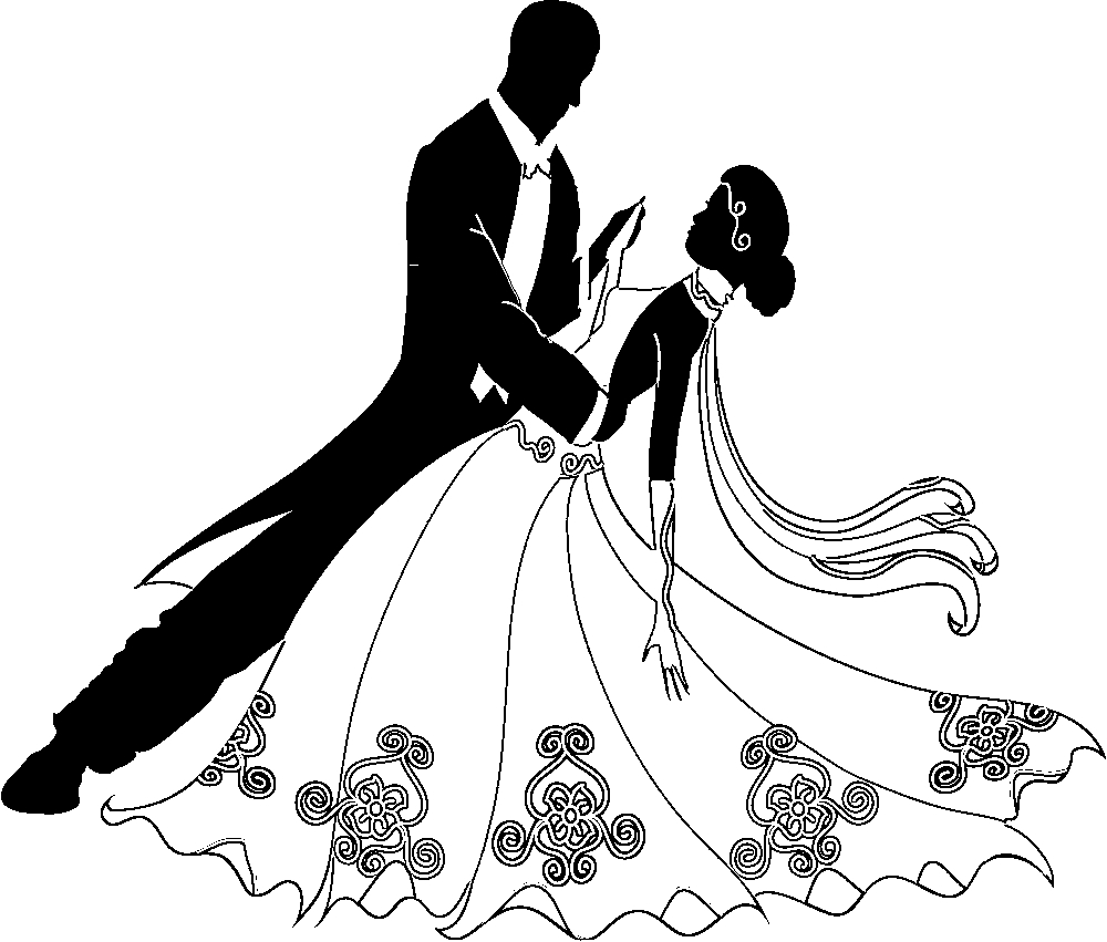 ballroom dancing clip art - photo #32