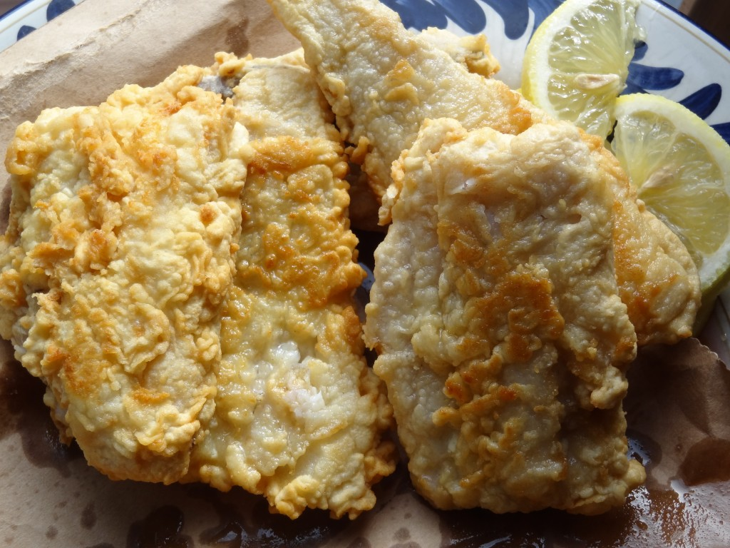 Portuguese style fish fillets for What to serve with fish fillets