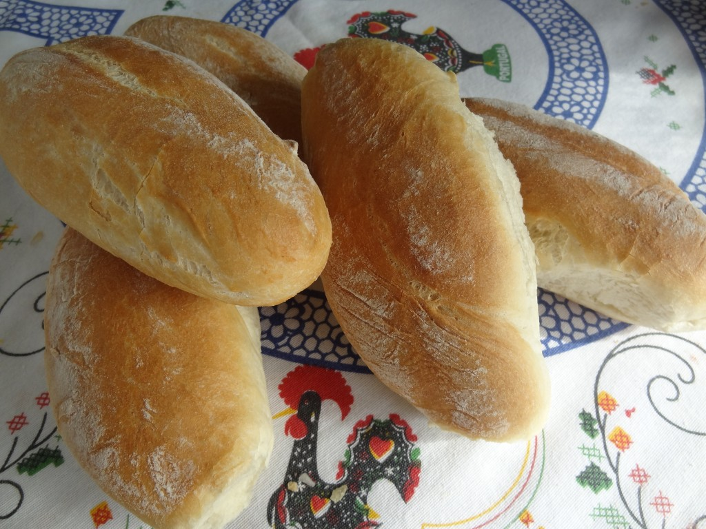 baguette form thermomix