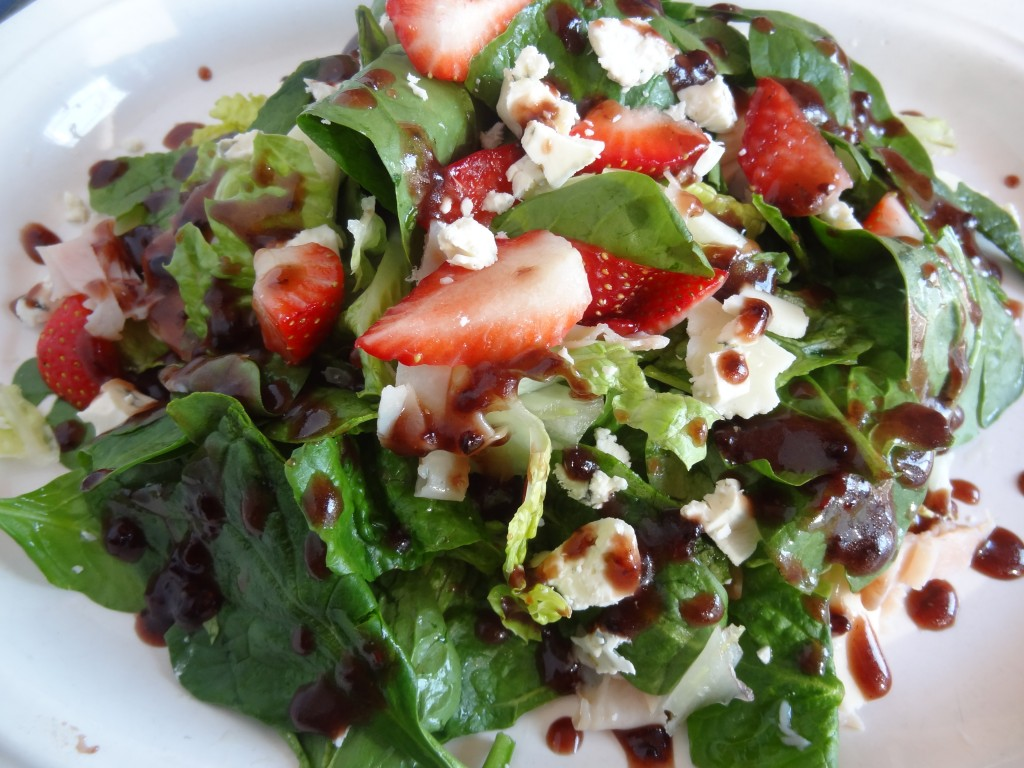 ... buy berry salad dressings because they are so easy to make at home