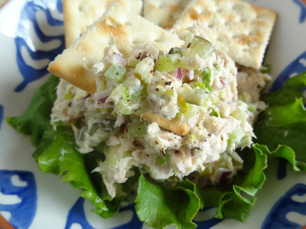 Tuna Fish Salad Recipe — Dishmaps