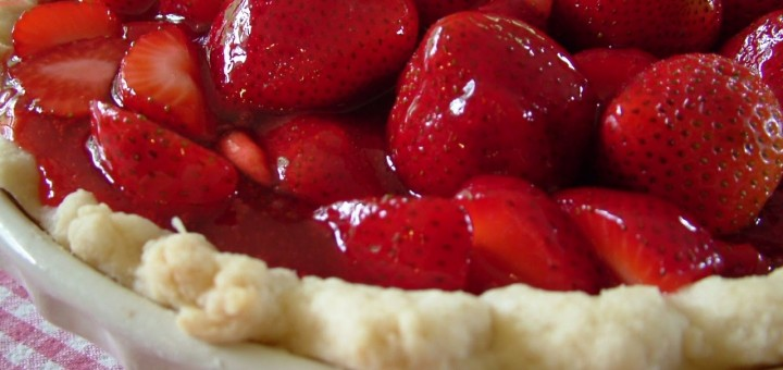 Strawberry pie final