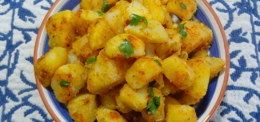 Batatas Bravas Spicy Potatoes