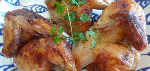 Portuguese Roast Chicken