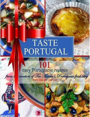 Now available in Canada – Amazon Canada Buy Taste Portugal cookbook in Canada