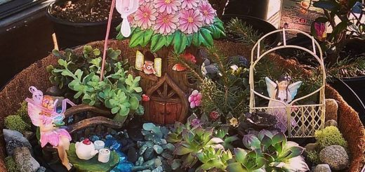 enchanted forest baby shower fairy garden