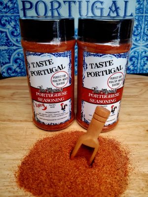 TASTE PORTUGAL – TIA MARIA'S PORTUGUESE SEASONING Classic Portuguese seasonings to bring the flavors of Portugal to your food